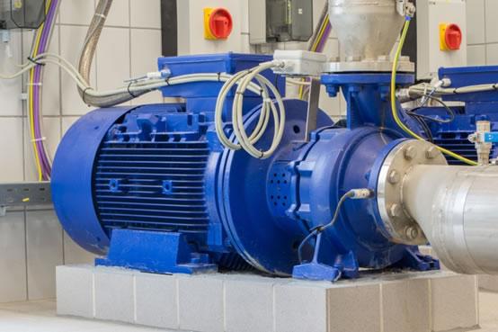 Balancing Centrifugal Pump Impellers Industrial Balancing News